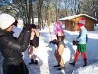 zima 2009/10 Bal przebierańców